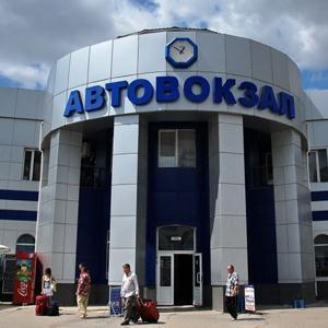 Автовокзалы Мошенского