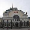 Железнодорожные вокзалы в Мошенском