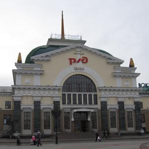 Железнодорожные вокзалы Мошенского